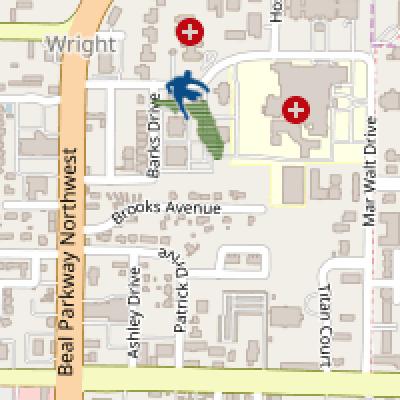 Photo: Fort Walton Beach Map