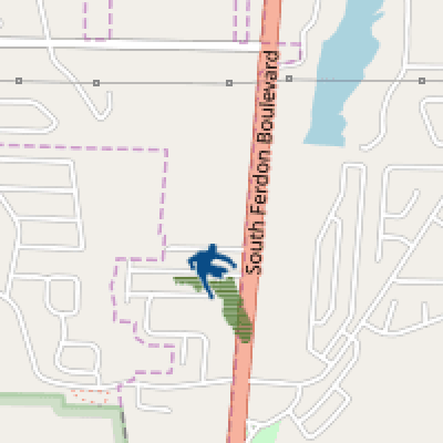 Map: Crestview Location